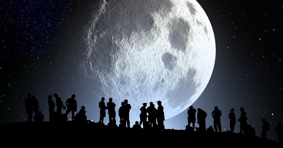 Image result for national moon day