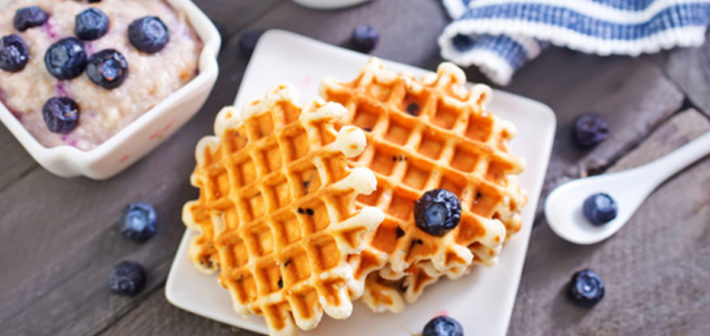 National Waffle Day – August 24 | Unofficial Holiday