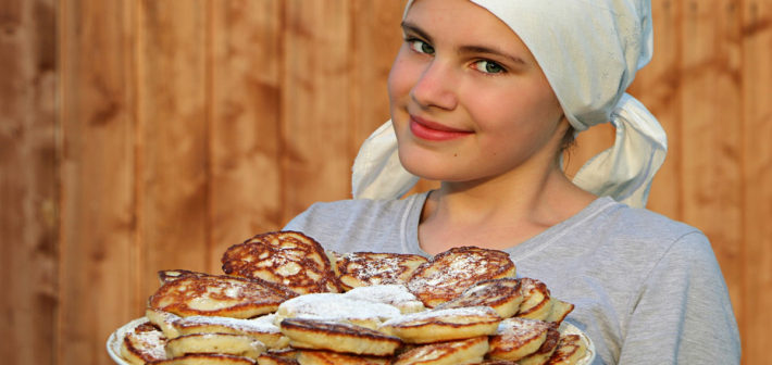 National Pancake Day – September 26 | Unofficial Holiday